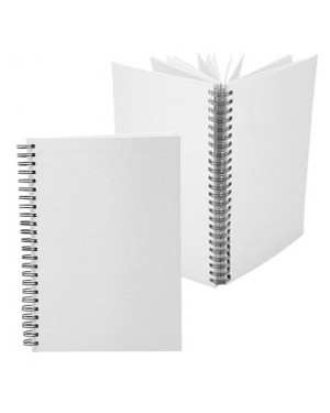 Sublimation A5 Notebook Pad with Fabric Covers