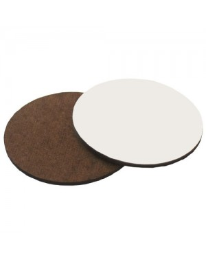 Round MDF Sublimation Coasters