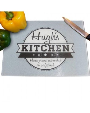 Sublimation Cutting Chopping Board Blank - Chincilla 20 x 28cm