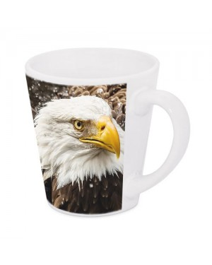 Sublimation latte mug blank