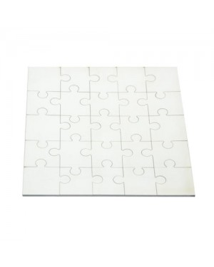 120pcs Sublimation jigsaw puzzle Blanks