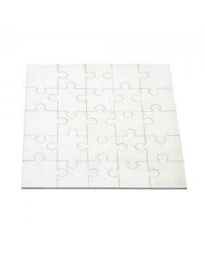 Sublimation Square Shape Jigsaw Puzzle