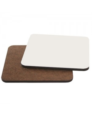 Blank MDF Sublimation Square Coasters