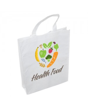 Sublimation White Tote Bag