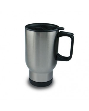 Blank Silver travel mug for Sublimation