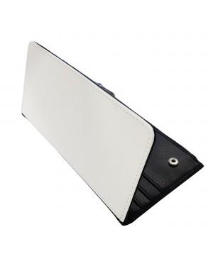 Wallet - Large - 12 Card Holder - Black