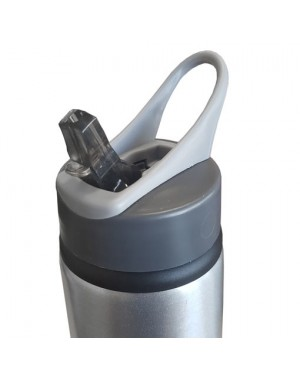 650ml Stainless Steel Water Bottle with Straw for Sublimation
