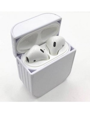 Sublimation AirPods Apple Case White