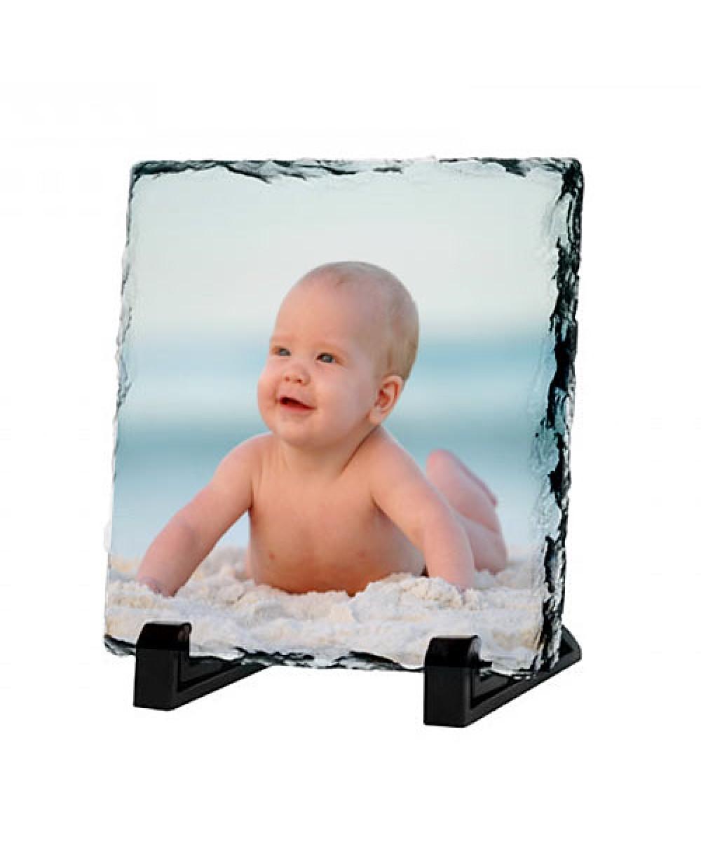 Square Photo Slates For Sublimation Blanks 20x20cm