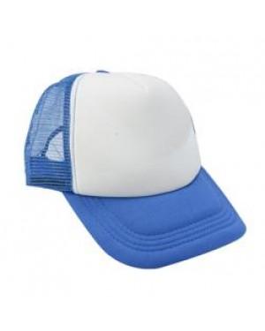 Baseball Cap with CoolAir Back - Blue