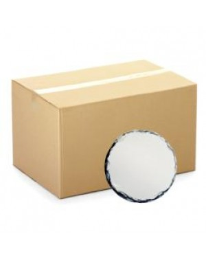 Photo Slate - CARTON (80pcs) - Round - 10cm x 10cm