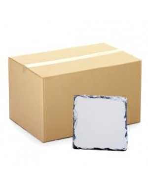 Photo Slate - CARTON (80pcs) - Square - 9cm x 9cm