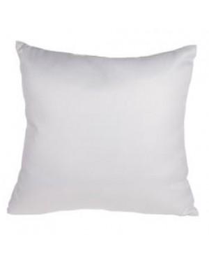 Cushion Cover - Glitter - Silver - 40cm x 40cm - Square