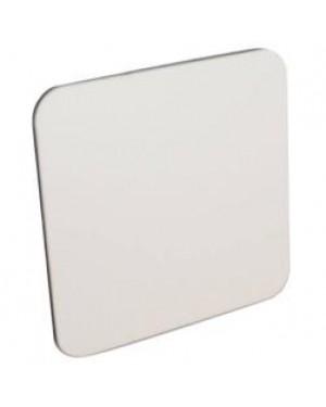 Coaster - 10 x Cardboard - Square - 9.5cm - Cork Base