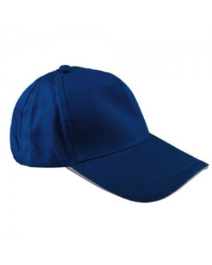 Hats & Headwear - COTTON - Baseball Cap - Sapphire Blue