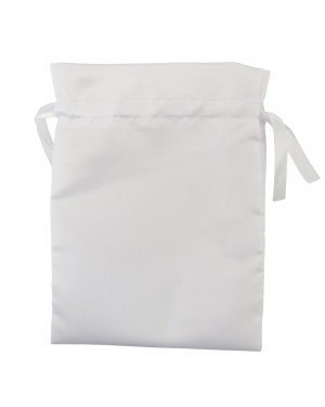 Bags - DOUBLE DRAWSTRING - SATIN - 13cm x 18cm