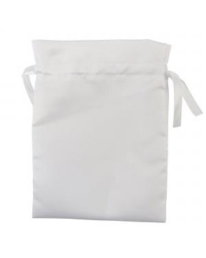 Bags - DOUBLE DRAWSTRING - SATIN - 10cm x 15cm