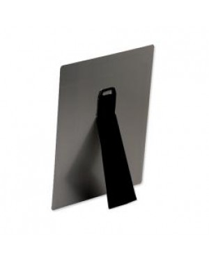 Pack of 10 x Small Self-Adhesive Easels - Black - 38mm x 89mm