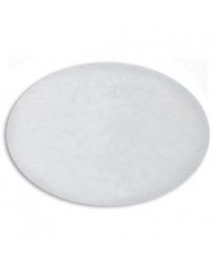 Fridge Magnet - Rubber - Oval - 9.5cm