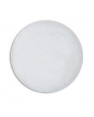 Fridge Magnet - Rubber - Round - Pearl Finish - 9.5cm
