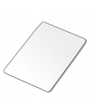 Spare Insert For Rectangle Blank Sublimation Metal Keyring