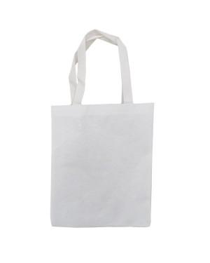 Tote Bag - Fibre Paper - 28cm x 35cm - Short Handles