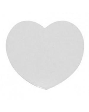 Fridge Magnet - MDF - Heart - 5cm x 5cm