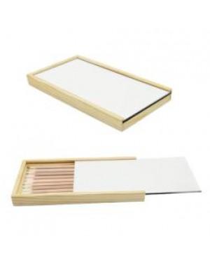 MDF - Pencil Case - Large - 19cm x 10.5cm