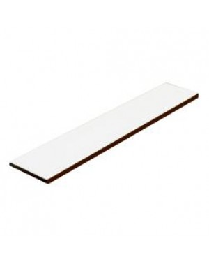 MDF - Spare Panel for Pencil Case - Small - 20.5cm x 4.2cm