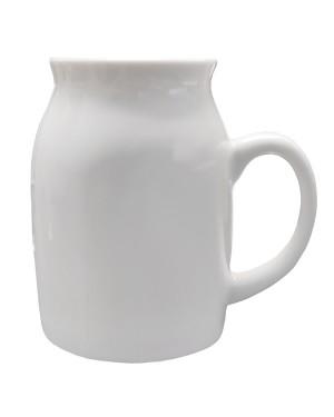 Sublimation Ceramic Milk Jug - 450ml