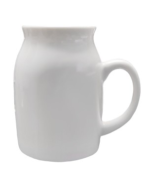 Sublimation Ceramic Milk Jug - 300ml