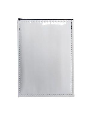 PU - Folding Compact Mirror - Small - Black