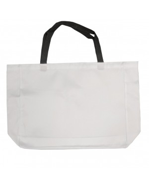 Bags - Shopping Bag with Black Handles - 38cm x 48cm