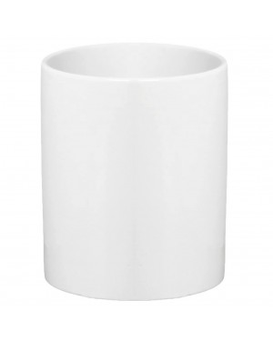 36 x Blank White 11oz Sublimation Pencil Caddy/ Pencil Holder