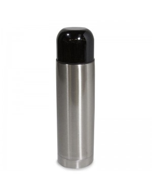 Thermal Flask Bottle - 500ml - Silver