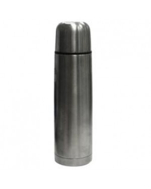 Thermal Flask Bottle - 750ml - Silver