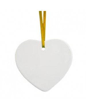 Pack of 25 Decorative Strings for Ornaments - Golden Yellow