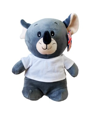 Soft Toys - Super Soft Mouse with Printable T-Shirt