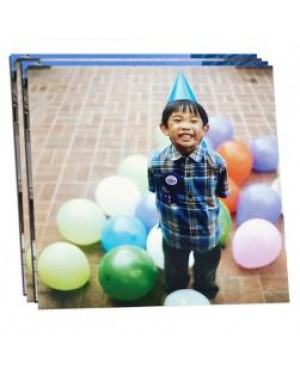 """Pack of 10 x Ultra HD 1.15mm Thick Sublimation Aluminium Sheets - 6"""" x 6"""" (15cm x 15cm)"""