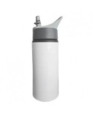 Water Bottles - Handled - 650ml - White