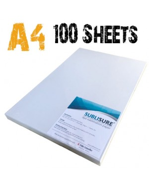 Sublimation Paper A4 Sheets