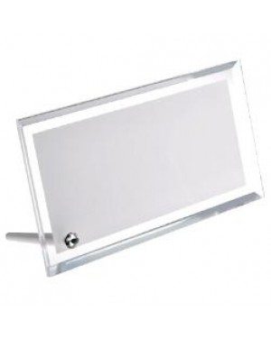 Frames - Glass - Crystal Glass - 23cm x 12cm - Narrow