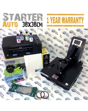 Auto Heat Press Starter Kit