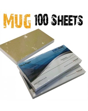 Mug Sublimation Paper 100 Sheets