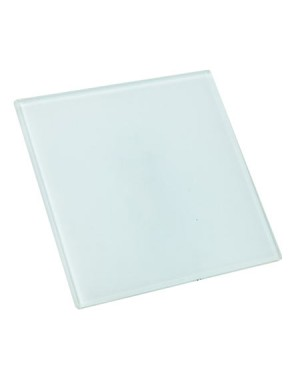 Square Sublimation Glass Coaster