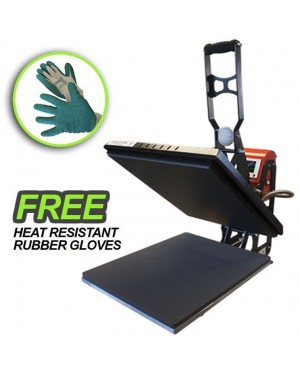 Auto Clam Sublimation Heat Press