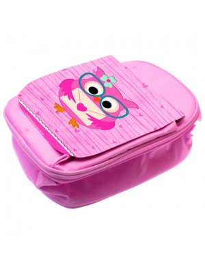 Sublimation Children Lunch Bag in Pink