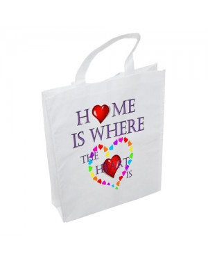 Sublimation Canvas Tote Bags