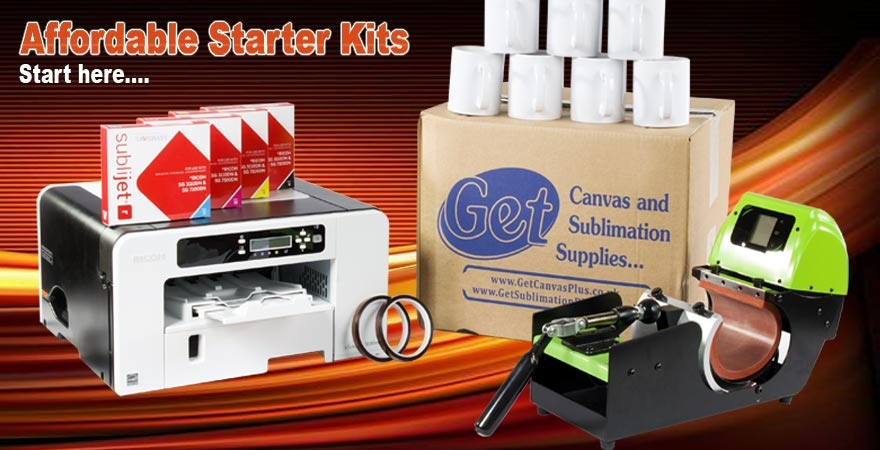 Heat Press and Sublimation Printers